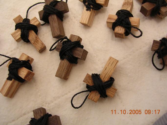 Free Wooden Crosses